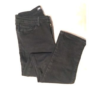 Levi's Jeans - Levi's Mid Rise Soft Black Skinny Jeans Size 8